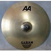 Sabian 24in AA Bash Ride Brilliant Cymbal
