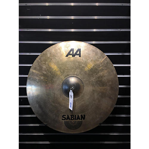 Sabian 24in AA Bash Ride Brilliant Cymbal-thumbnail