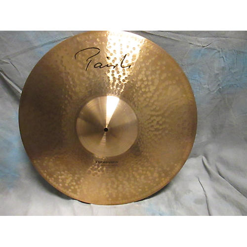 Paiste 24in Dimensions Mega Bell Power Cymbal