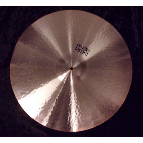 Paiste 24in Giant Beat Ride Cymbal-thumbnail