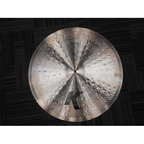 Zildjian 24in K Light Ride Cymbal-thumbnail