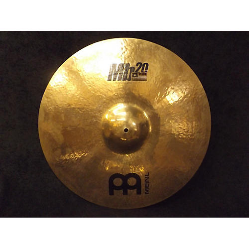 Meinl 24in MB20 Pure Metal Ride Cymbal-thumbnail
