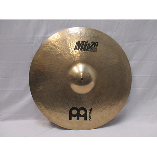 Meinl 24in MB20 Pure Metal Ride Cymbal-thumbnail