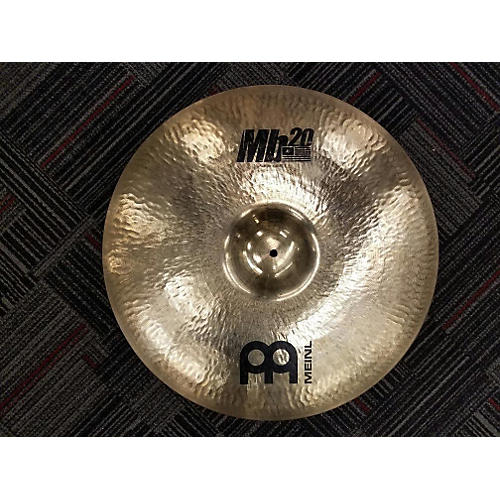 Meinl 24in Mb20 Pure Metal Ride Cymbal