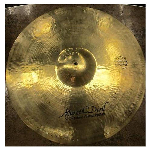 Murat Diril 24in Megabell Rock Ride Cymbal
