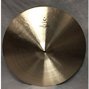 Istanbul Mehmet 24in Nostalgia 70s Ride Cymbal