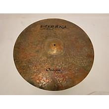 Istanbul Mehmet 24in Origin Dark Cymbal