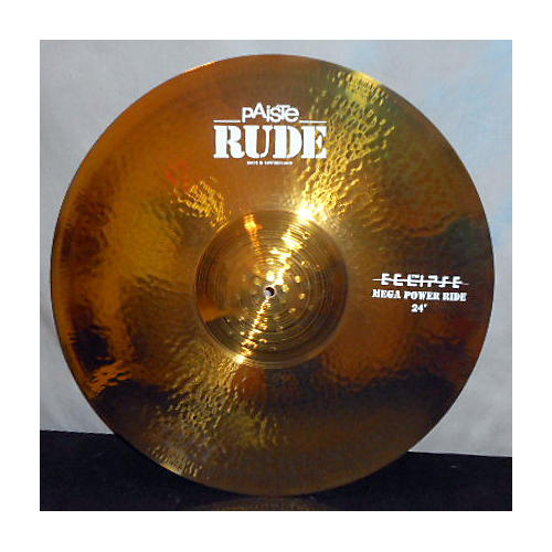 Paiste 24in RUDE MEGA POWER RIDE Cymbal-thumbnail