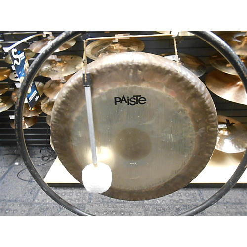 Paiste 24in Symphonic Series Gong Cymbal