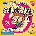 Chartbuster Karaoke 25 Children's Hits Volume 1 CD+G thumbnail