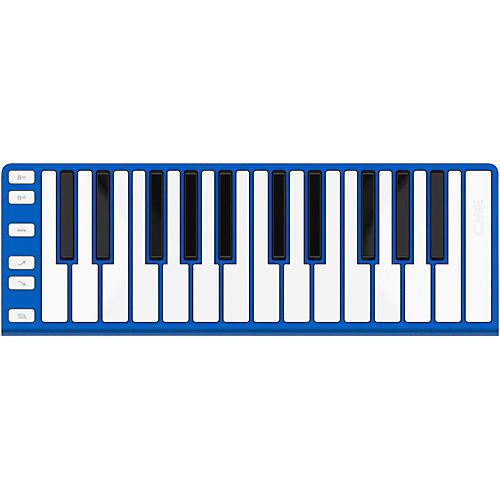 CME 25 Key Mobile Keyboard Controller Blue