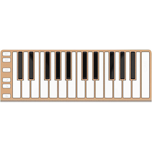 CME 25 Key Mobile Keyboard Controller-thumbnail