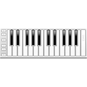 CME 25 Key Mobile Keyboard Controller by CME