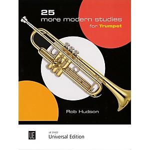 Carl Fischer 25 More Modern Studies for Trumpet Book