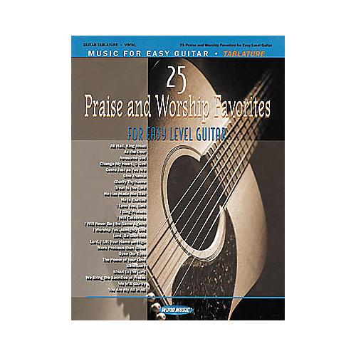 Word Music 25 Praise and Worship Favorites Book-thumbnail