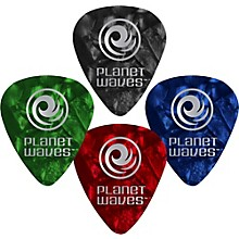 D'Addario Planet Waves 25 Standard Celluloid Picks