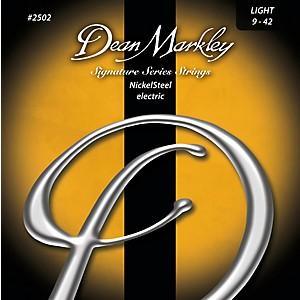 Dean Markley 2502 Light NickelSteel Electric Guitar Strings by Dean Markley