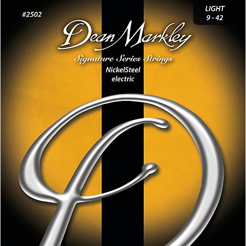 Dean Markley 2502 Light NickelSteel Electric Guitar Strings-thumbnail