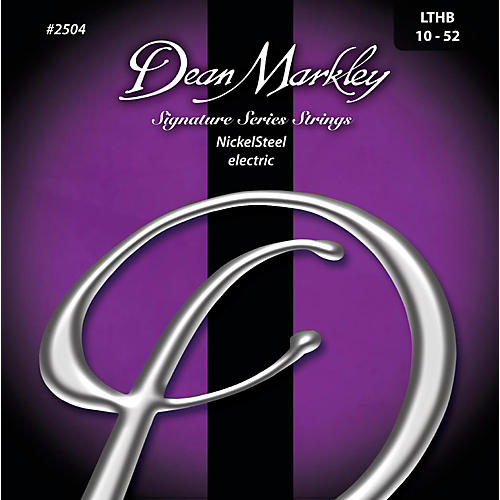 Dean Markley 2504 LTHB NickelSteel Electric Guitar Strings-thumbnail