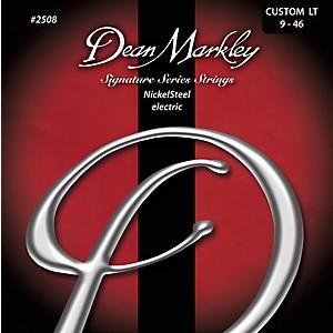 Dean Markley 2508 CL NickelSteel Electric Guitar Strings by Dean Markley