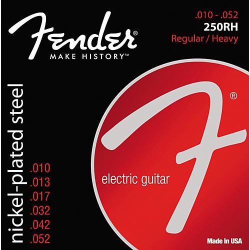 Fender 250RH Super 250 Nickel-Plated Steel Electric Strings - /Heavy