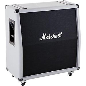 Marshall 2551AV Silver Jubilee 240 Watt 4x12 Angled Guitar Speaker Cabinet
