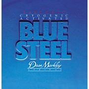 2552 Blue Steel Light Electric Guitar Strings