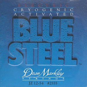 Dean Markley 2555 Blue Steel Heavy Electric Guitar Strings by Dean Markley