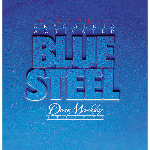 Dean Markley 2556 Blue Steel Gauge Electric Guitar Strings-thumbnail