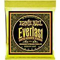 Ernie Ball 2556 Everlast 80/20 Bronze Medium Light Acoustic Guitar Strings-thumbnail
