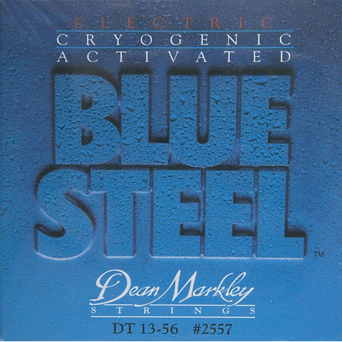 Dean Markley 2557 DT Blue Steel Drop Tune Electric Guitar Strings-thumbnail