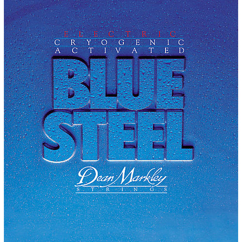 Dean Markley 2562 Blue Steel Cryogenic Medium Electric Guitar Strings-thumbnail