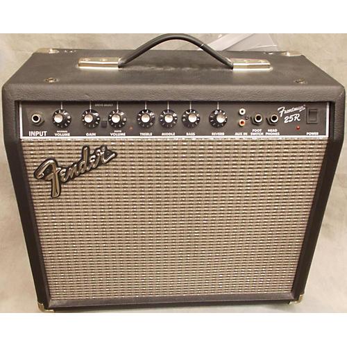 Fender 25R Frontman Series II 25W 1x10 Black Guitar Combo Amp-thumbnail