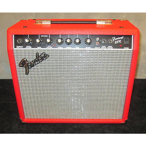 Fender 25R Frontman Series II 25W 1x10 Guitar Combo Amp