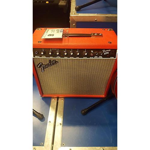 Fender 25R Frontman Series II 25W 1x10 Guitar Combo Amp-thumbnail