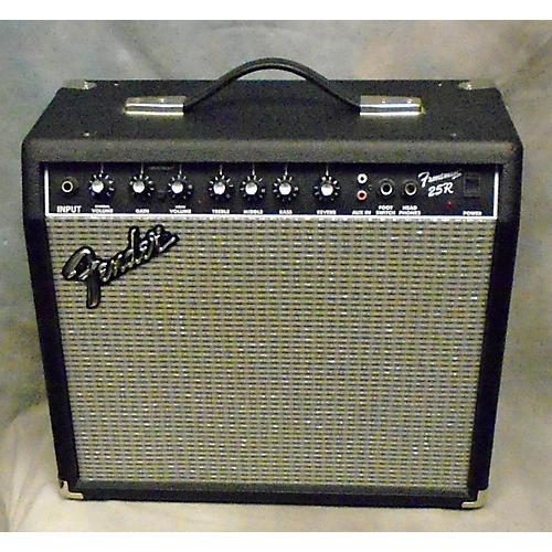 Fender 25r Amp : used fender 25r frontman series ii 25w 1x10 guitar combo amp guitar center ~ Russianpoet.info Haus und Dekorationen