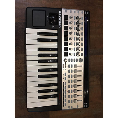 Novation 25SL MKII MIDI Controller