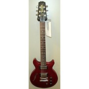 Hamer 25th Anniversary Double Cut Hollow Body Electric Guitar
