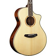 Breedlove 25th Anniversary Koa Pursuit Concert Cutaway Acoustic-Electric Guitar