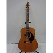 Seagull 25th Anniversary Mahogany Spruce HG Acoustic Guitar