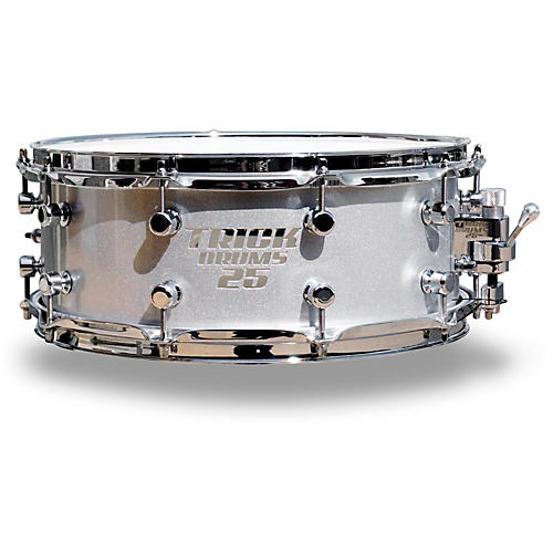 Trick Drums 25th Anniversary Snare Drum-thumbnail