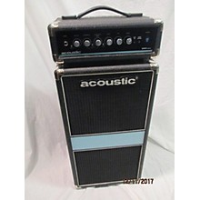 Acoustic 260 100W Mini Bass Stack Bass Stack