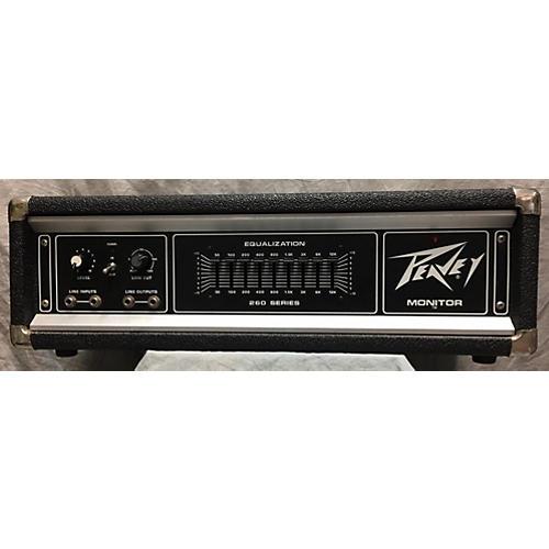 Peavey 260 C Monitor Amp Power Amp-thumbnail