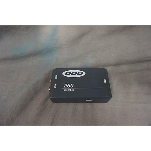 DOD 260 Direct Box Direct Box