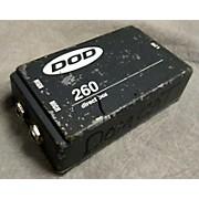 DOD 260 Direct Box