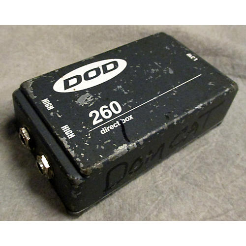 DOD 260 Direct Box-thumbnail