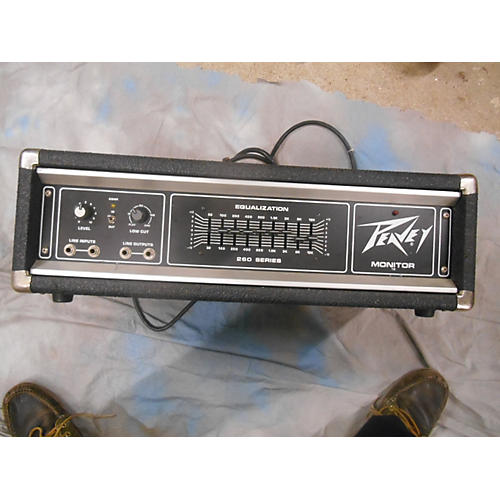 Peavey 260 Series Monitor Power Amp