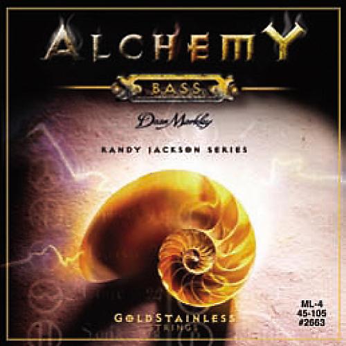 Dean Markley 2663 Randy Jackson Alchemy Med/Light Bass Strings