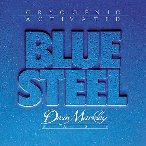 Dean Markley 2673 Blue Steel Electric Bass Guitar Strings - Custom Light
