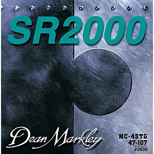 Dean Markley 2690 SR2000 4 String Bass Strings by Dean Markley